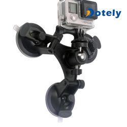 De drievoudige Zuiging van de Camera van de Kop DSLR zet op