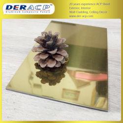 3 mm/0,3 mm Spiegel-Aluminium-Verbundblech für Zierleiste