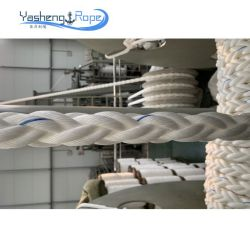Corde Yasheng PP 8 brins de fournisseur de lignes d'amarrage