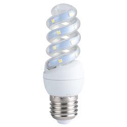 E14 plein tube en spirale SMD Transparent Lampe à économie d'énergie maïs Ampoule LED 5W/7W/9W/11W/13W/15W/20W Certification CE