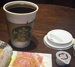 Маленькие, средние и большие индивидуальные кофейные чашки