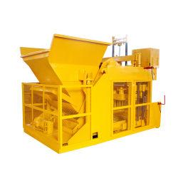 Qmy12-15 mobiler/beweglicher Flugasche-Schwingung-Block Ei-Legenhohler fester Kleber-/Concrete-/Sand//Ziegeleimaschine