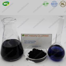 Fabrik-Zubehör-natürlicher Pflanzengardenia-blaue China-Fertigung