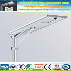 أسعار العرض الترويجي لـ Outdoor Motion Sensor ضوء LED للطاقة الشمسية، كل ذلك في One Solar Street Light China
