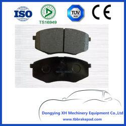Top Vendedor nenhum ruído de alta qualidade D1295 Auto Peça Sobressalente acessórios para automóvel a pastilha do freio