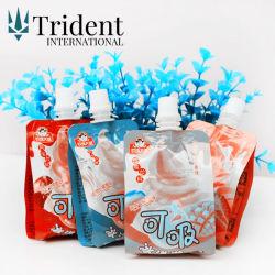 Sacchetti o sacchetto del becco con la protezione per l'acqua della birra della bevanda a base di latte della gelatina