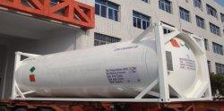حاوية خزان غاز البترول المسال (ISO) سعة 40 قدمًا و20 قدمًا من المصنع