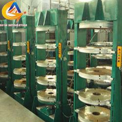 Hidráulico de calefacción eléctrica Prensa Vulcanizer vulcanización de caucho