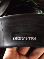 250/275 250/275-18-17 Naturel Tube de pneus pour motos 50%le caoutchouc