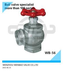 Ss316 для использования внутри помещений пожарных гидрантов Snz65 низкая цена