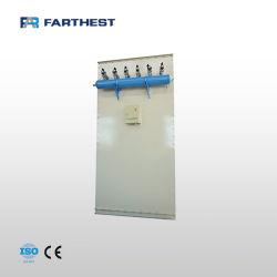 粉塵を収集する産業用バッグフィルタ