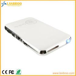 Портативное устройство DLP проектор беспроводной связи с экрана смартфона Android /iPhone/PC/планшетный ПК