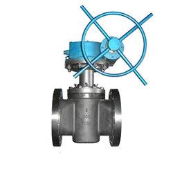 Kogelklep van de Motor van de Lage Prijs van het Type van Flens van het Koolstofstaal de Elektrische