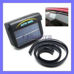 Автомобиль на базе процессора солнечной энергии вентиляционное отверстие вентилятора системы охлаждения двигателя автоматической мини солнечной вытяжной вентилятор охлаждения для авто