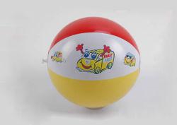 Juguete hinchable de PVC resistente o pelota de playa, adecuado