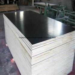 中国の黒またはブラウン18mm 4X8シャッターフィルムの表面合板の価格
