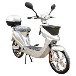 後部ボックス(EB-008)が付いているほとんどの普及した250With350With500Wモーター電気バイク