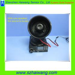 Plástico electrónico 125dB de sonido de las aves que llama para la caza de Hw-620b