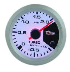 """2 """" calibro di acqua di colore LED dell'automobile 7 (di 52mm) (6241SW-7)"""