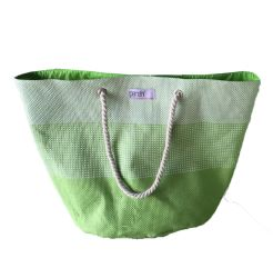 Kundenspezifische Farben-Form-Sommertote-Stroh-Strand-Handtaschen