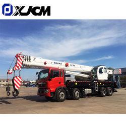 Construção de fábrica Qy70 70ton Torre hidráulico montado móvel veículo rolante