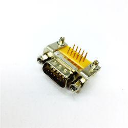 Titulaire de l'écrou de hdr rivetée Conseil Port série D-SUB Connecteur PCB