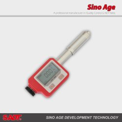 Probador de dureza de metal digital portátil Hartip1600 con alta precisión+/2 Hld (auto dirección de colisión)