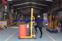 Big Promotion Manuel Manuel Gerbeur hydraulique de levage de tambour 400kg