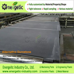 Plástico reforçado com fibra de alta temperatura Folha Durostone para materiais de paletes de solda de PCB gabaritos de PCB transportadoras SMT