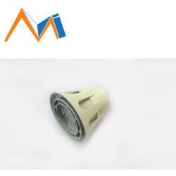 moldeado a presión de aluminio de alta calidad LED Lámpara de conchas cubrir