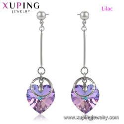 Gemstone Earring bijoux avec des cristaux Swarovski Elements