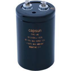 100V алюминиевые электролитические конденсаторы для электропитания может 51000ОФ100V сварочный аппарат конденсатор электролитический конденсатор энергетических систем хранения данных машины