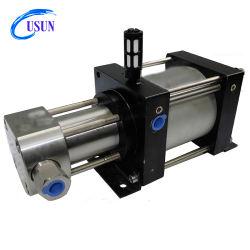 Modelo Usun: XH02 100 mm operado de ar da bomba de líquido para a Ferramenta Hidráulica Teste de Pressão