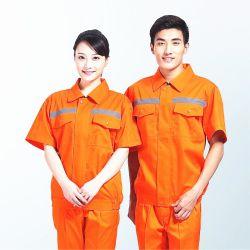 Ciao alti vestiti della saldatura di sicurezza del Workwear di visibilità di forza