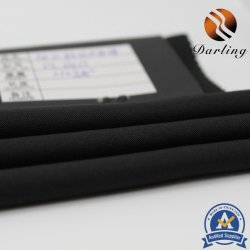 150d sarjado elastano poliéster tecido stretch para roupa