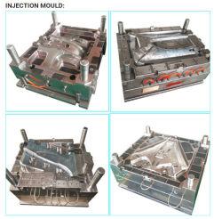 Pilar B Lwr molde de inyección, moldes de plástico, Auto molde de inyección, moldeo, utillaje con plástico