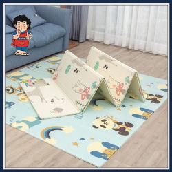 Plegado/XPE plegable niños/Baby Play/XPE Puzzle/Escalar/Niños Activitys Juegos Juguetes/Piso/educativo Multifunctiona alfombra alfombra Mat