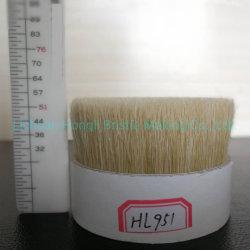 90%は絵筆のための51のmmの白い沸かされた剛毛を越える