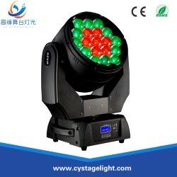 La Chine prix d'usine 19X15W à LED de tête se déplaçant de lavage de zoom