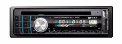 Novo carro DIN quente 1 leitor de DVD com entretenimento multimédia Bluetooth