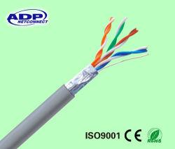 Szadp câbles LAN CAT5e UTP/FTP/SFTP 24 AWG du câble réseau