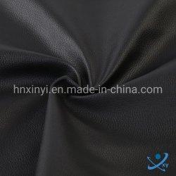 مادة جلد حذاء صناعي من الجلد PU للنساء القشرية العلوية جلد للصين