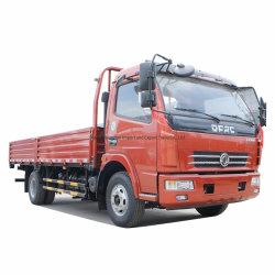Originele middelgrote Flat Bed 9t 125 pk Euro 2-dieselmotor Afmetingen van 4-cilinder zescilinder-vrachtauto voor passagiers