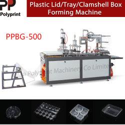 Профессиональное оборудование Automatical пластиковый ПВХ/PS/Pet наружное кольцо наружного кольца подшипника крышки багажника складной машина для термоформования крышки .