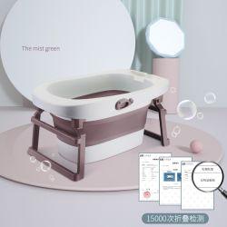 Il popolare superiore ispessisce la grande benna del barilotto del bagno dei capretti della vasca da bagno del bambino