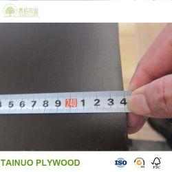 1220X2440 15mm forme concrète de contreplaqué de peuplier