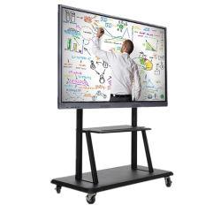 16 : 9 Écran large LCD affichage à cristaux liquides SMART board pour salle de classe
