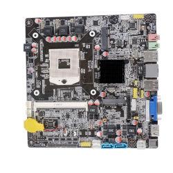 Hm65 I3, I5, i7 для настольных ПК благодаря высокой скорости ЦП Intel Socket 989 системной платы лучше HM55