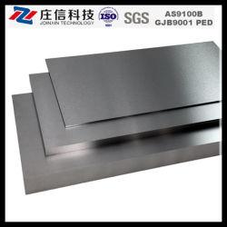 Lega del tungsteno di prezzi di fabbrica della Cina o tungsteno puro (piatto, tubo, barra, collegare, barca, parti)