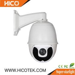 2MP métal Zoom 36x Sécurité IR Eyeball Dome WDR Hdir avec caméra PTZ de montage au plafond